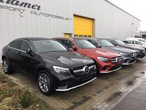 Aanbod import auto's