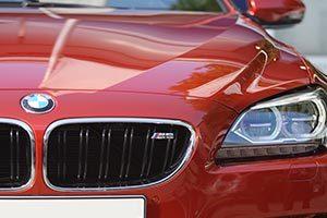 BMW import auto