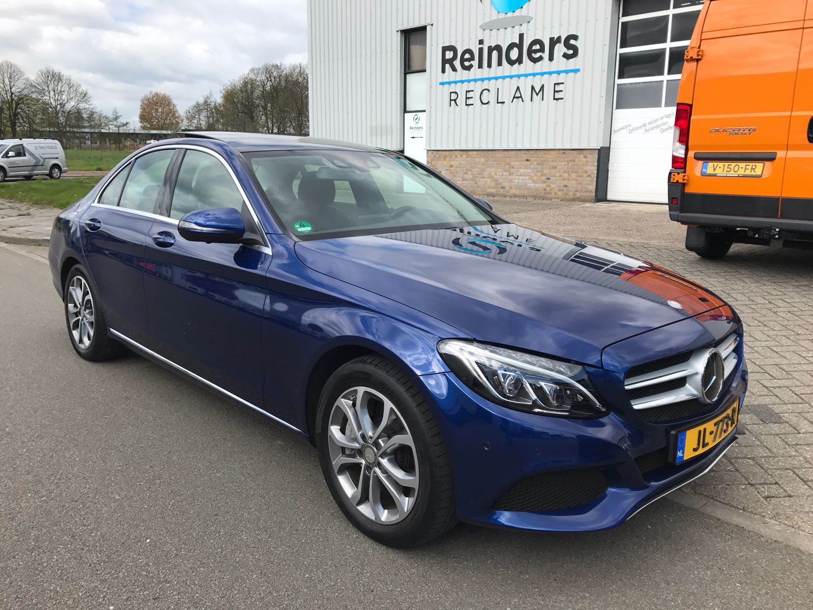 Mercedes C 350 E Sedan Import Auto Bert Kramer International B V